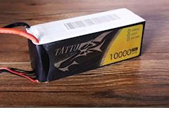 格氏Tattu 10000mAh 25C 22.2V锂电池