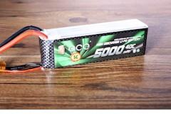 格氏5000mAh 40C 11.1V锂电池