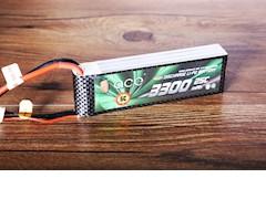 格氏3300mAh 25C 11.1V锂电池