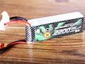 格氏2200mAh 25C 11.1V锂电池