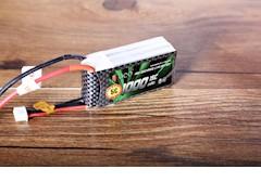 格氏1000mAh 15C 11.1V锂电池