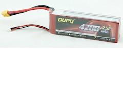 达普4200mAh 3s 20C锂电池