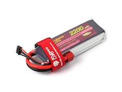 酷点2200mAh 6S 25C锂电池