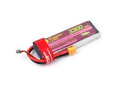 酷点3300mAh 4S 25C锂电池