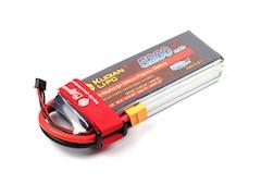 酷点5200mAh 4S 35C锂电池
