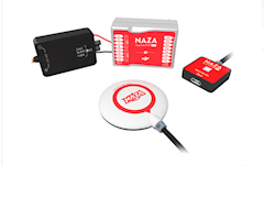 DJI Naza-m Lite 原厂飞控+原装GPS套装